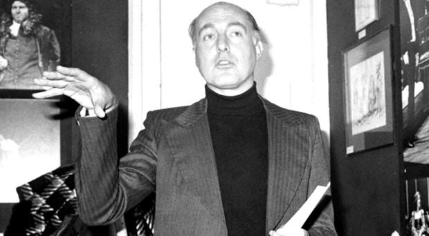 Gordon Honeycombe who has died aged 79