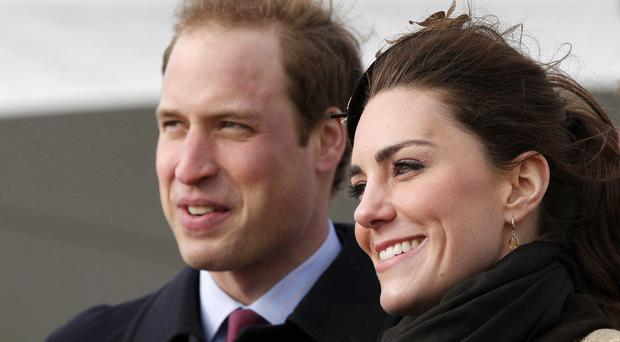 William and Kate will chat to young people who volunteer with the charity Mind or the anti-stigma campaign Time to Change