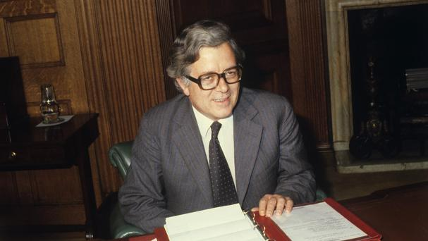 Lord Geoffrey Howe has died aged 88