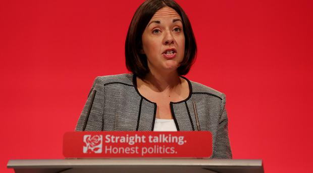 Scottish Labour leader Kezia Dugdale has been urged by the SNP to clarify her position on Trident
