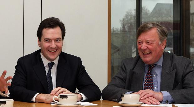 Ken Clarke said George Osborne's tax credit changes would be 'unpopular' but reform is 'essential'