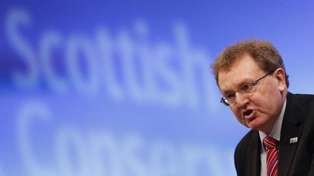 David Mundell hailed proposed reforms in the Scotland Bill