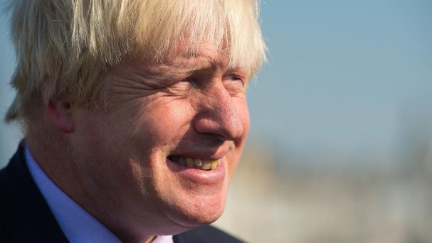 Mayor of London Boris Johnson will arrive in Osaka at the start of his three-day tour of Japan