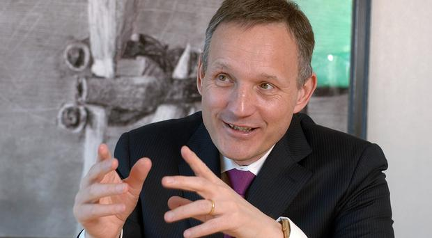 Antony Jenkins left Barclays in July amid lacklustre revenue growth