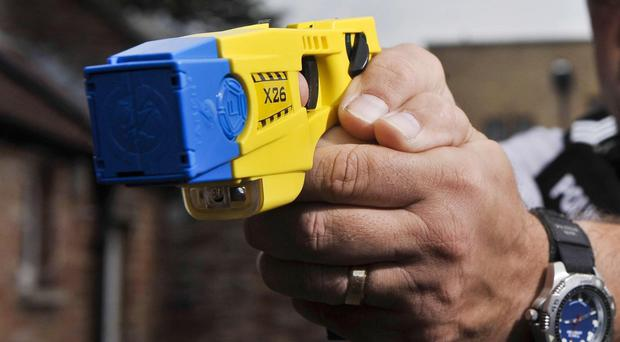 Tasers were drawn, aimed or fired by police 38,135 times between 2010 and 2015