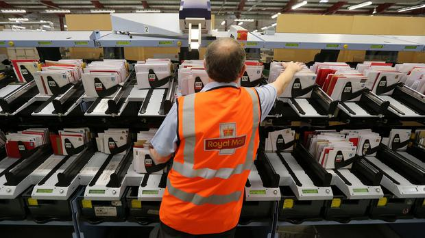 The Government has raised £3.3bn from the sale of Royal Mail