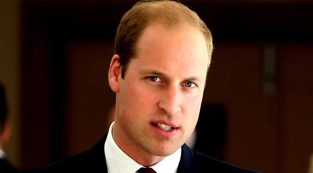 William will also meet with Sir David Attenborough, Yao Ming, and Bear Grylls