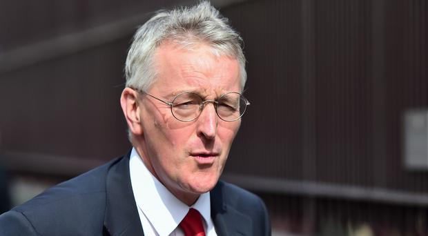 Hilary Benn has signalled Labour would