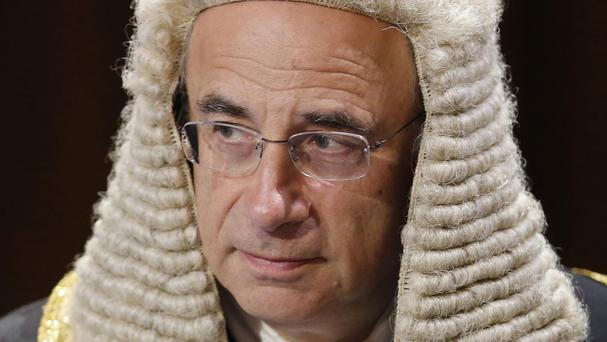 Sir Brian Leveson presided over an inquiry into the press