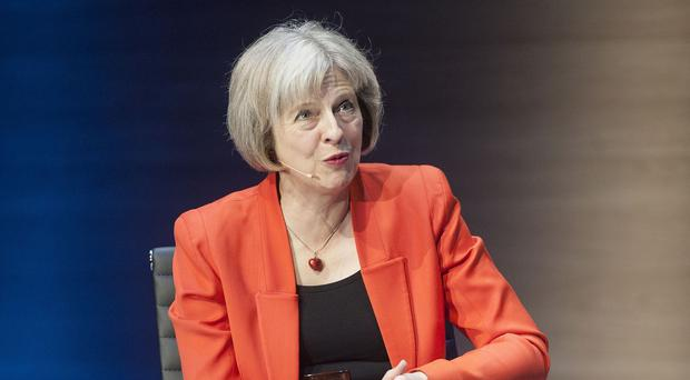 A judge criticised the stance taken on behalf of Home Secretary Theresa May