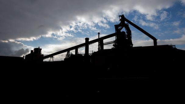 The last shifts have taken place at the SSI Steelworks in Redcar