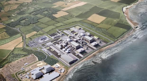 A final investment decision on the new nuclear plant at Hinkley Point could be announced during the Chinese president's state visit