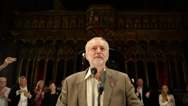 Jeremy Corbyn has been made vice-president of the CND after stepping down from his role of vice-chair