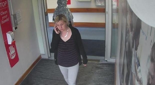 Anna Chudy went missing from hospital the day after she gave birth to a baby son (Metropolitan Police/PA)