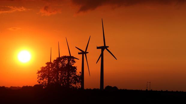 The Government is cutting support for renewable energy such as onshore wind