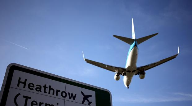 The Airports Commission's report recommending the construction of a third runway is highly controversial