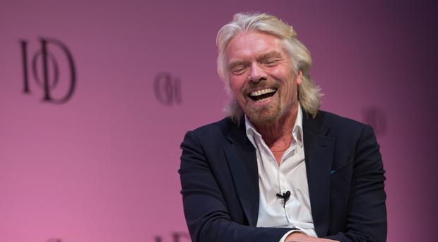 Sir Richard Branson spoke up for decriminalisation