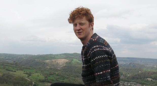 Neil Dalton, pictured, and Aidan Brunger were stabbed to death in Sarawak
