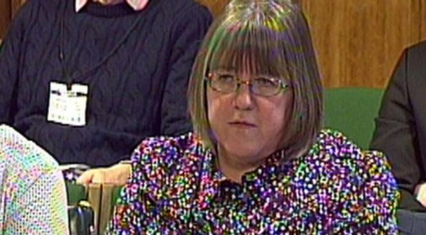 Sally Evans said families should speak out against extremist ideology