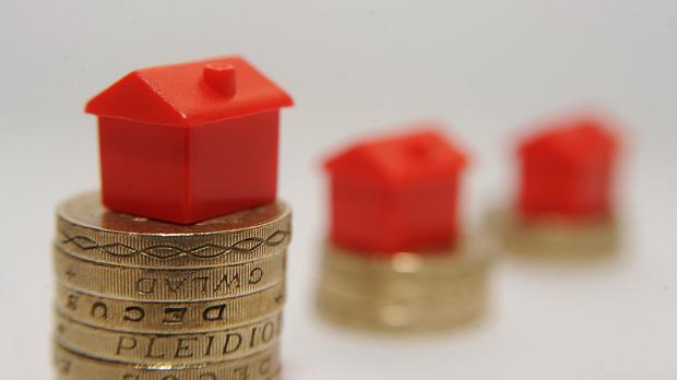 Private rents in London are more than double the average for England, figures show