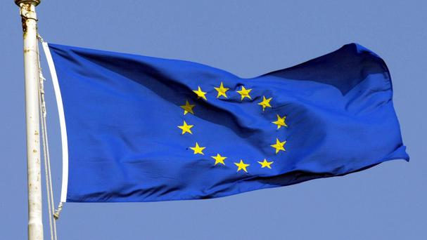 The UK is divided over EU membership, a survey shows.