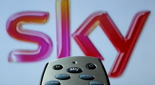 Sky recorded its highest first quarter UK customer growth in four years