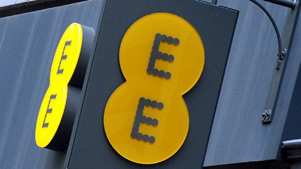 The survey ranked EE as having the worst online shop