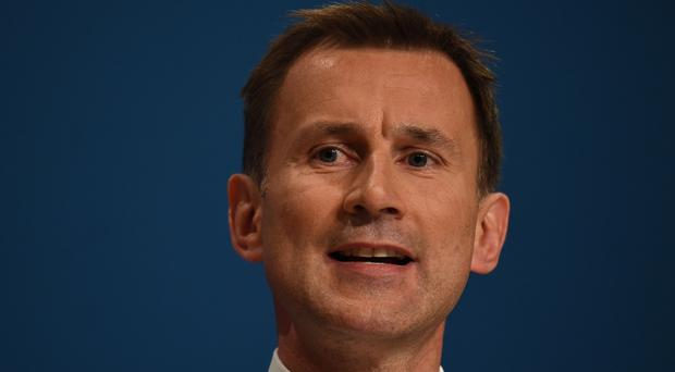 The editor in chief of the British Medical Journal has accused Health Secretary Jeremy Hunt, pictured, of misrepresenting a study of weekend hospital deaths