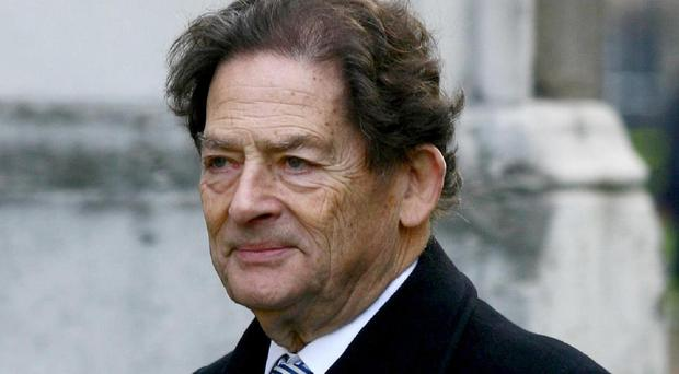 Lord Lawson said reducing the tax credit bill was right but there 'may be areas where there could be some tweaking'