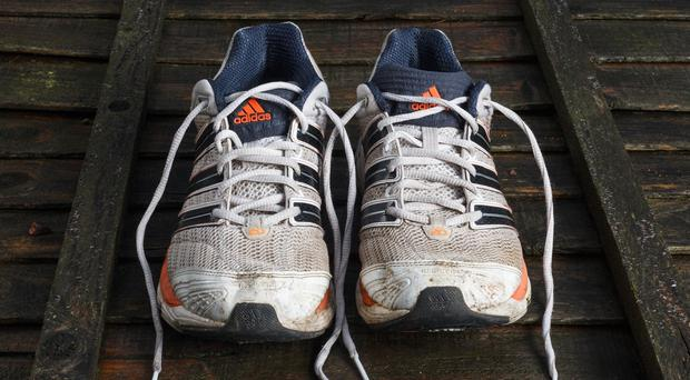 Tory MP Nigel Evans urged parents to buy trainers for their daughters this Christmas