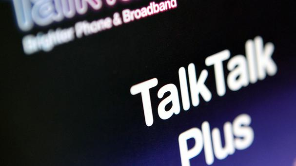 Police are investigating a cyber attack on the TalkTalk website, the telecoms company has revealed.