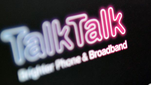 TalkTalk shares closed up 13.2%