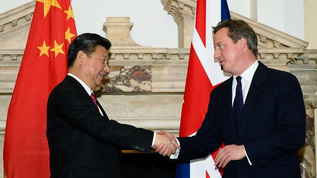 Xi Jinping and David Cameron will be in Manchester for the final day of the Chinese President's state visit to the UK.