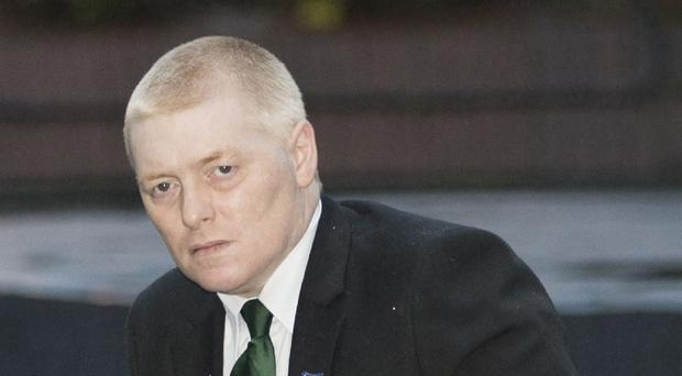 John McGarrigle junior, the son of John McGarrigle who died when a police helicopter crashed into the Clutha bar