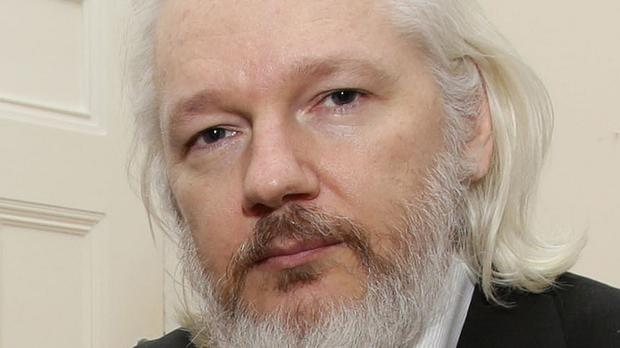 Julian Assange will address the Cambridge Union