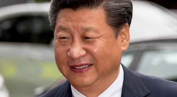 Chinese president Xi Jinping has spent this week in Britain