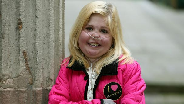 Fundraiser Kirsty Howard has died at the age of 20