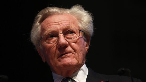 Lord Heseltine said there is an over-supply of steel and it would be expensive to keep UK plants open