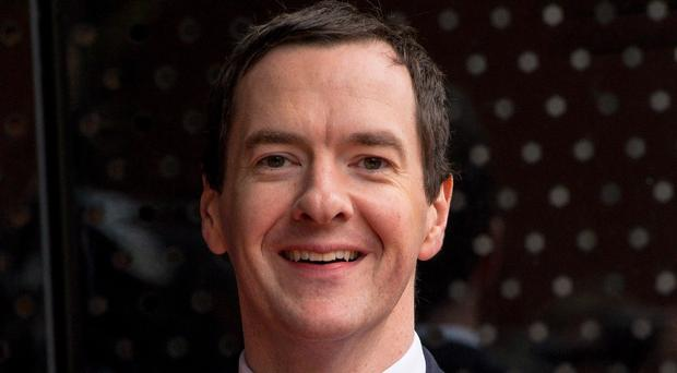 Chancellor George Osborne says he is comfortable with his proposed tax credit cuts