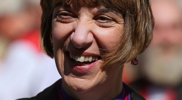 The Bishop of Gloucester, the Venerable Rachel Treweek, will take a seat in the House of Lords