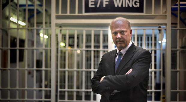 Chris Grayling set up the scheme when he was justice secretary