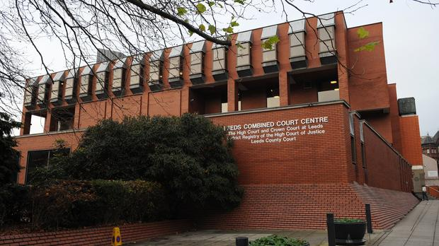 The woman was remanded in custody by a judge at Leeds Crown Court