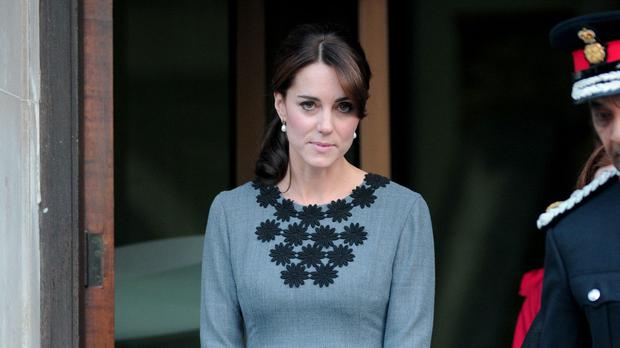 The Duchess of Cambridge has had a series of engagements over 24 hours
