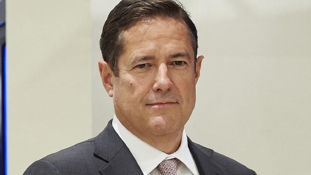 Jes Staley said he would continue building trust in the organisation and focus on boosting shareholder returns (Debra Hurford Brown/Barclays/PA)
