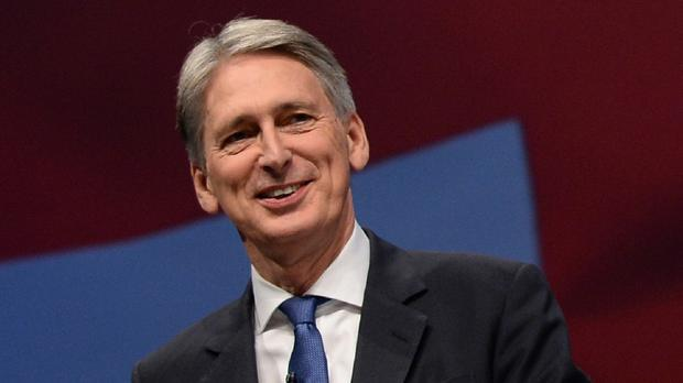 Foreign Secretary Philip Hammond is making a four-nation tour of the Gulf