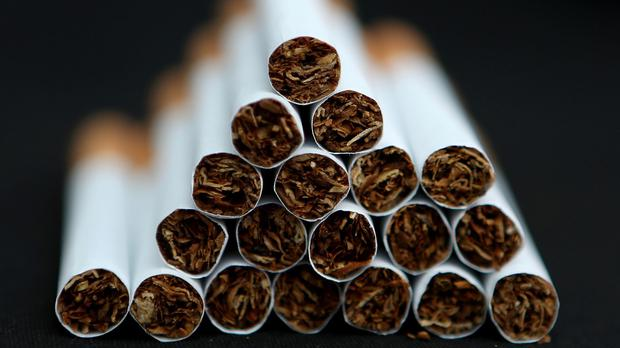 Smoking tops the IARC list at number one. More than four in five lung cancer deaths, are caused by tobacco smoking