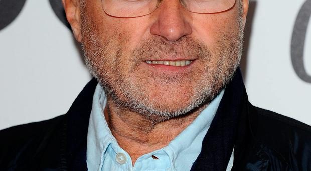 Return: Phil Collins