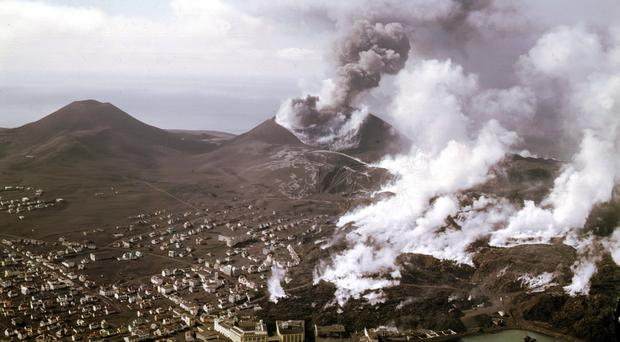 Volcanoes in Iceland could provide electricity to British homes