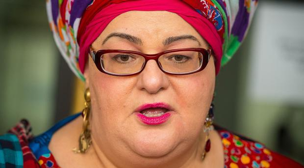 Camila Batmanghelidjh, the founder of Kids Company.