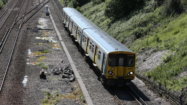 Merseyrail has the oldest trains of any operator, averaging 36.3 years